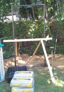 Building a Backyard Pull-up Bar | Al Kavadlo
