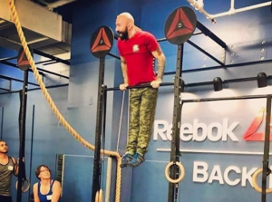 Muscle-up Training