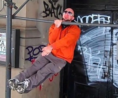 One Arm Pull-ups and One Arm Chin-ups   Al Kavadlo