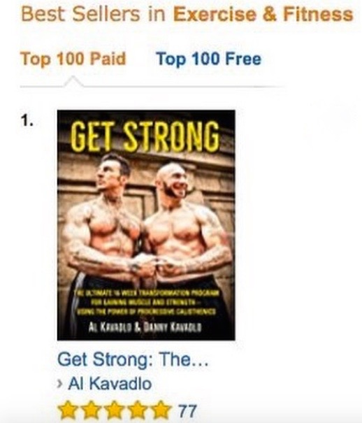 Get Strong Amazon