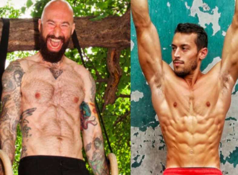 We're Working Out! EP#11 Adam Frater Al Kavadlo podcast