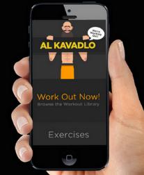 Al Kavadlo App